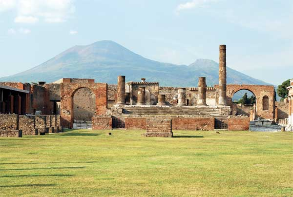 Enjoy Rome - Pompeii Tours