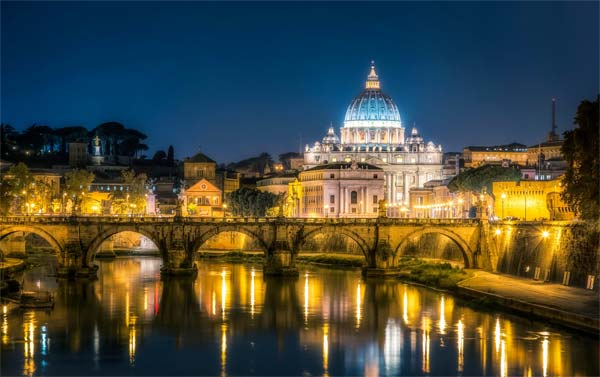 Vatican City Walking Tour