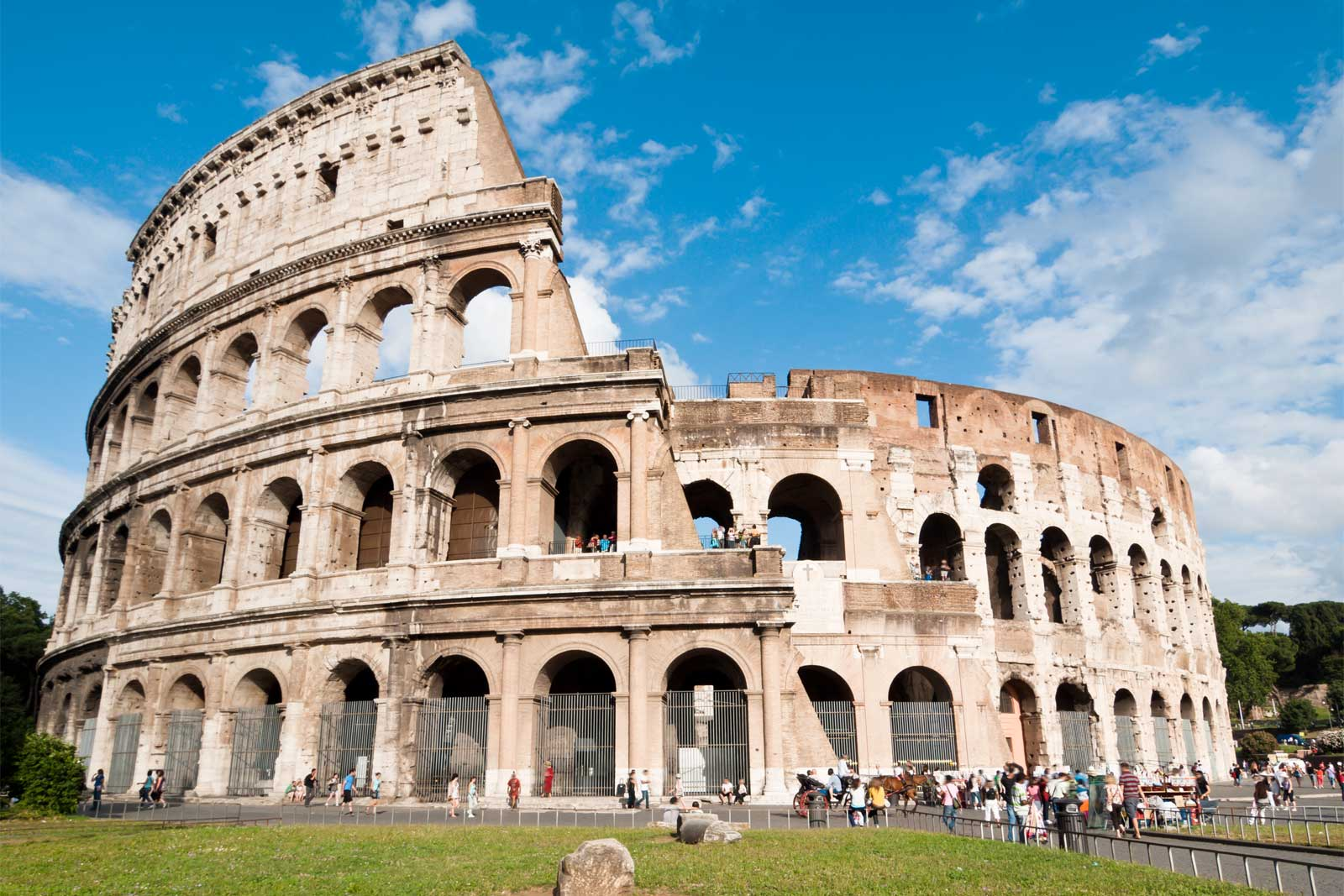 skip the line best of rome in a day walking tour of the