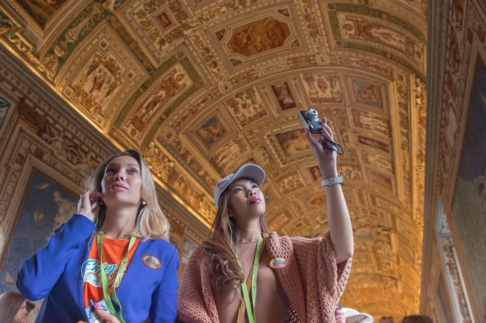 Enjoy Rome - Vatican Tour