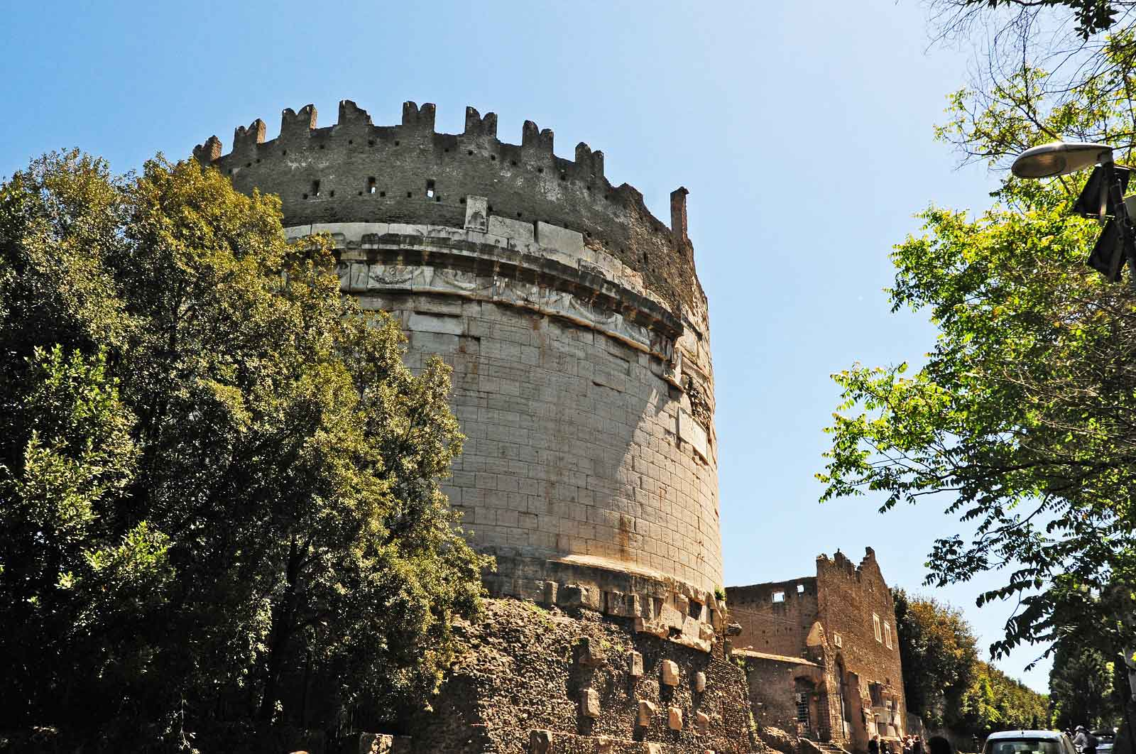 Day trip in Rome - Appian Way and Claudian Aqueduct tour
