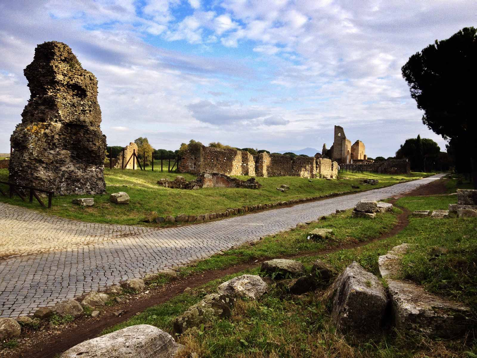 Undiscovered Rome - Tour of the Catacombs, Appian Way, and the Roman Aqueduct