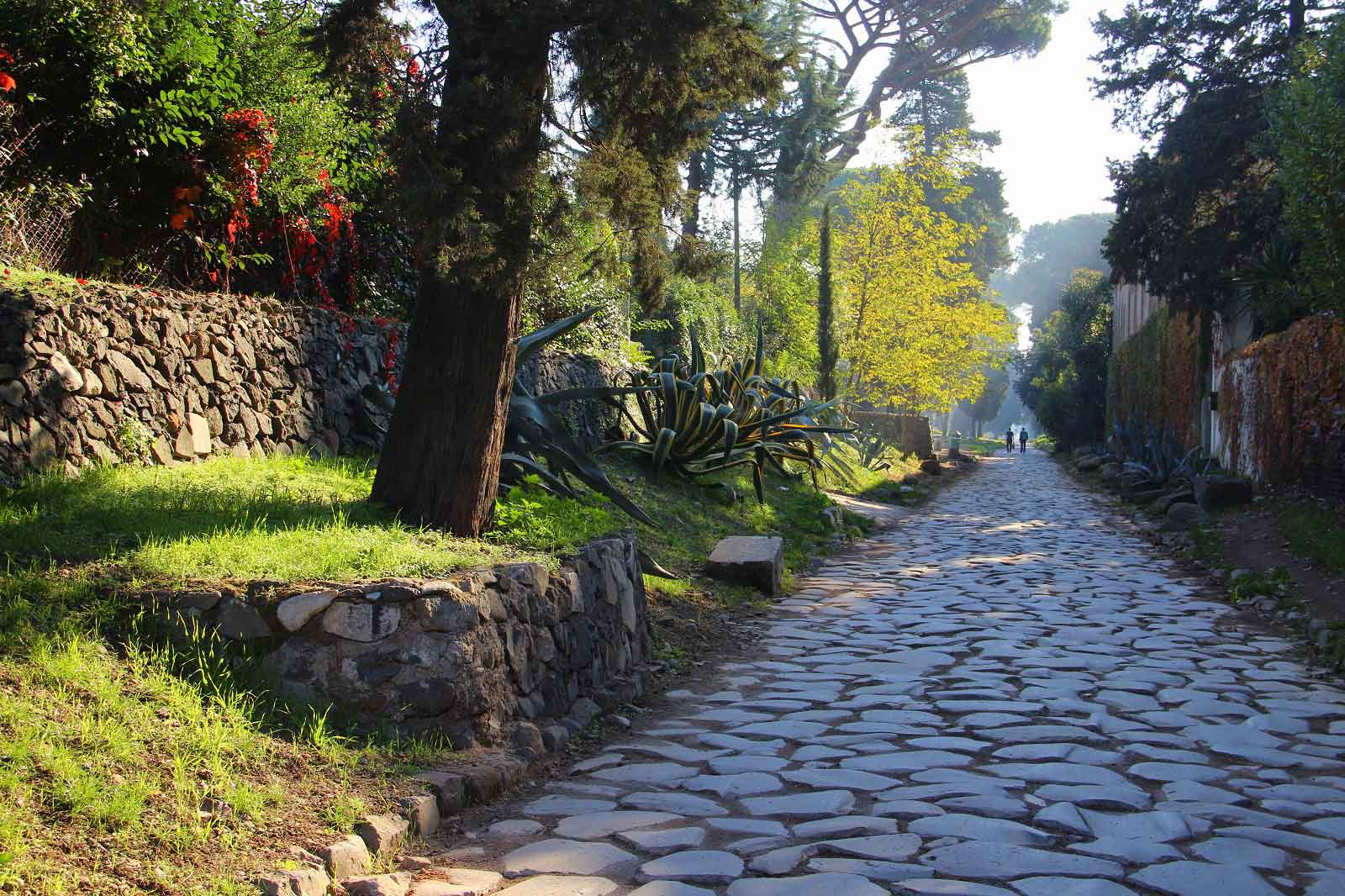 Undiscovered Rome - Tour of Appian Way and the Roman Countryside