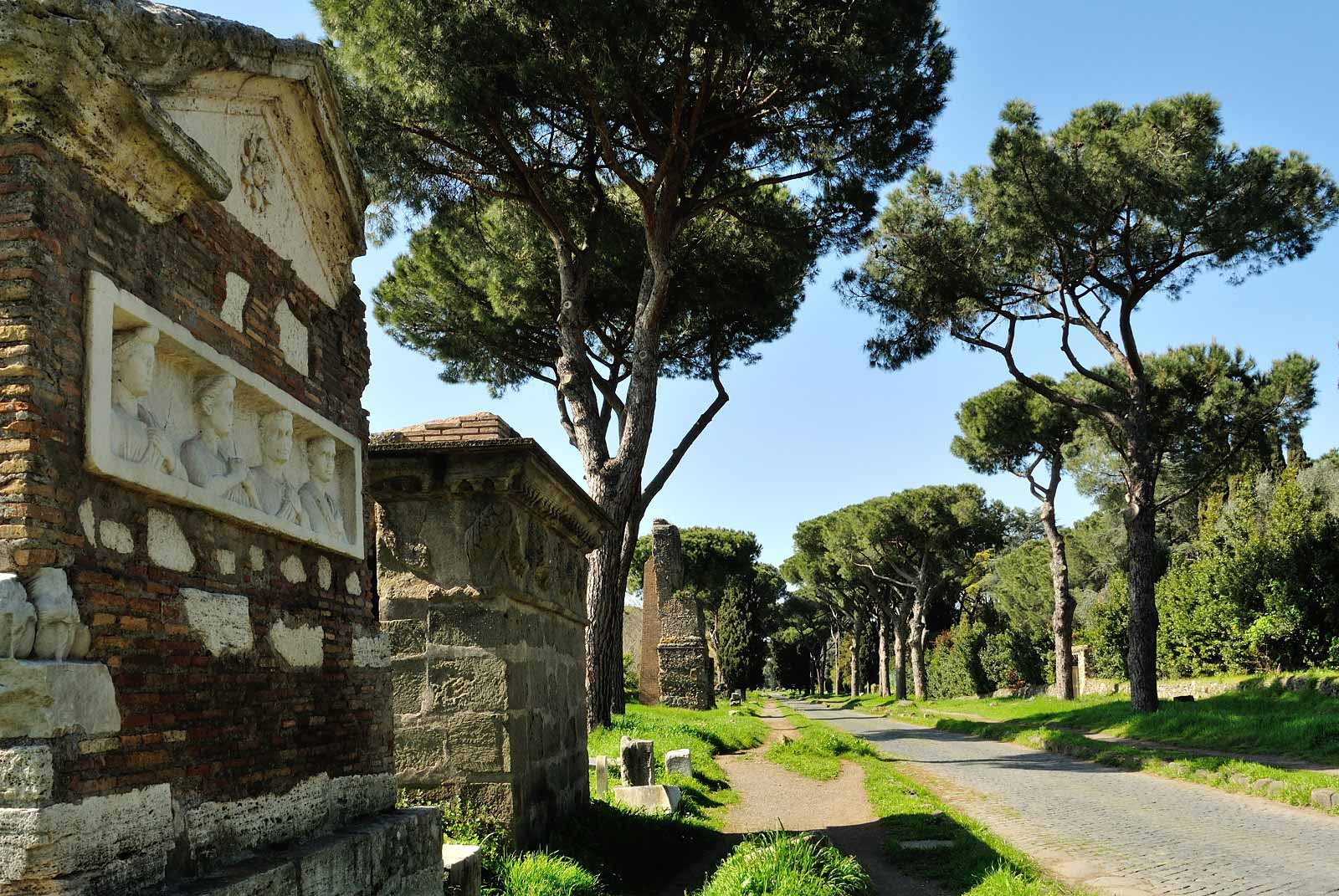 Rome Tour - Catacombs, Appian Way, and the Roman Countryside Tour