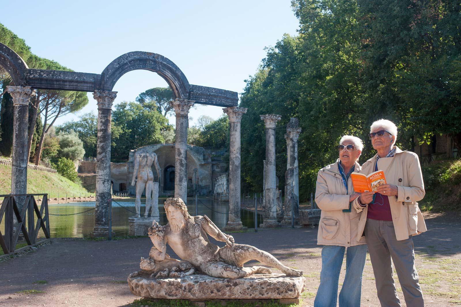 Hadrian's Villa and Villa d'Este Tour