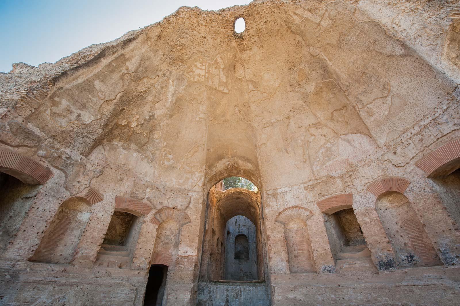 Hadrian's Villa and Tivoli Tour