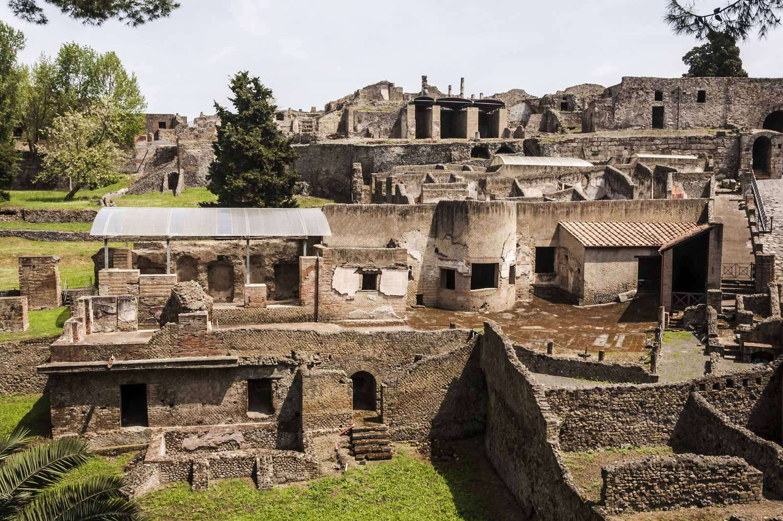 Fotos de la antigua ciudad de pompeya 87