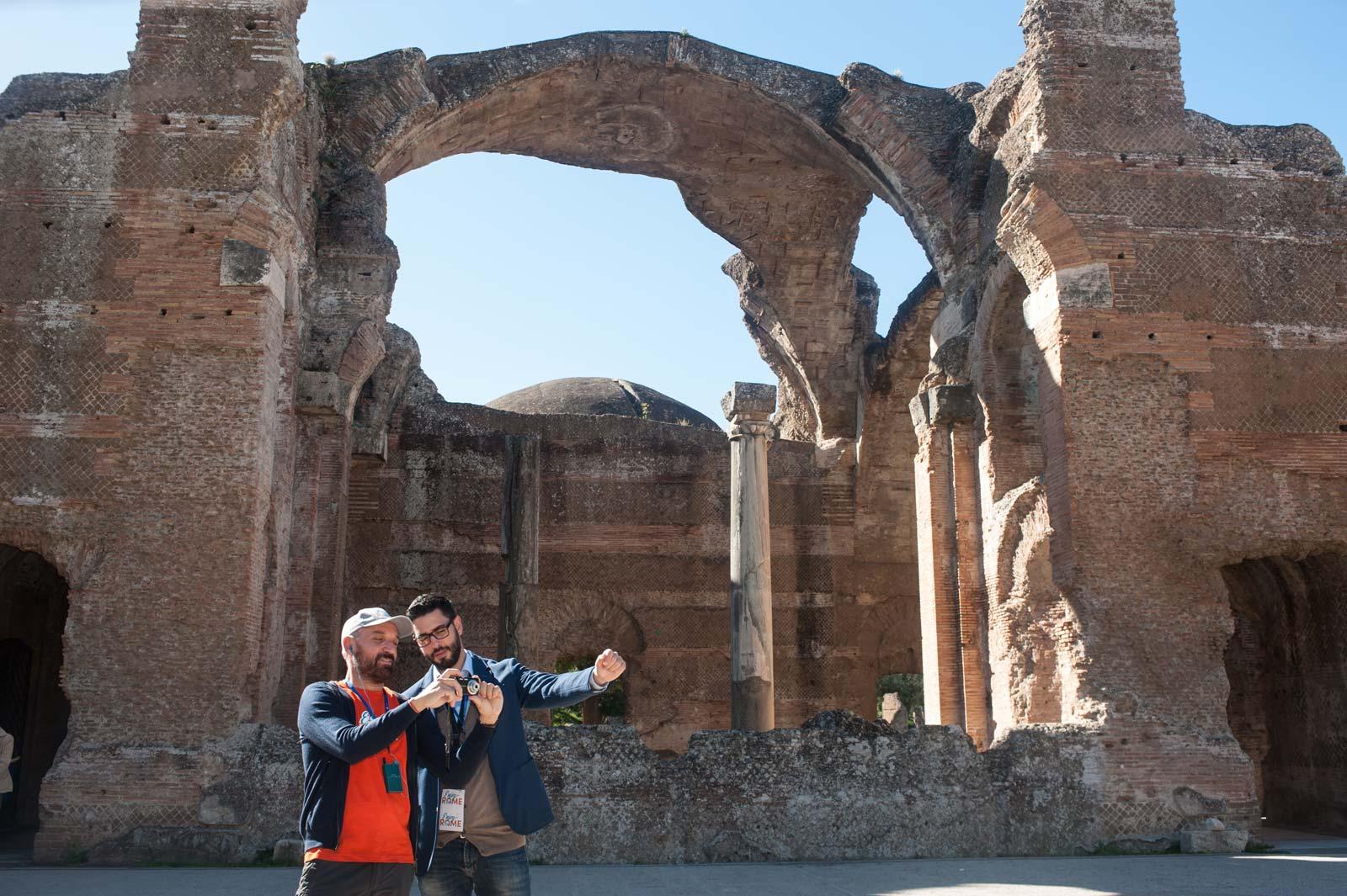 Tivoli Day Trip: Hadrian's Villa and Villa d'Este