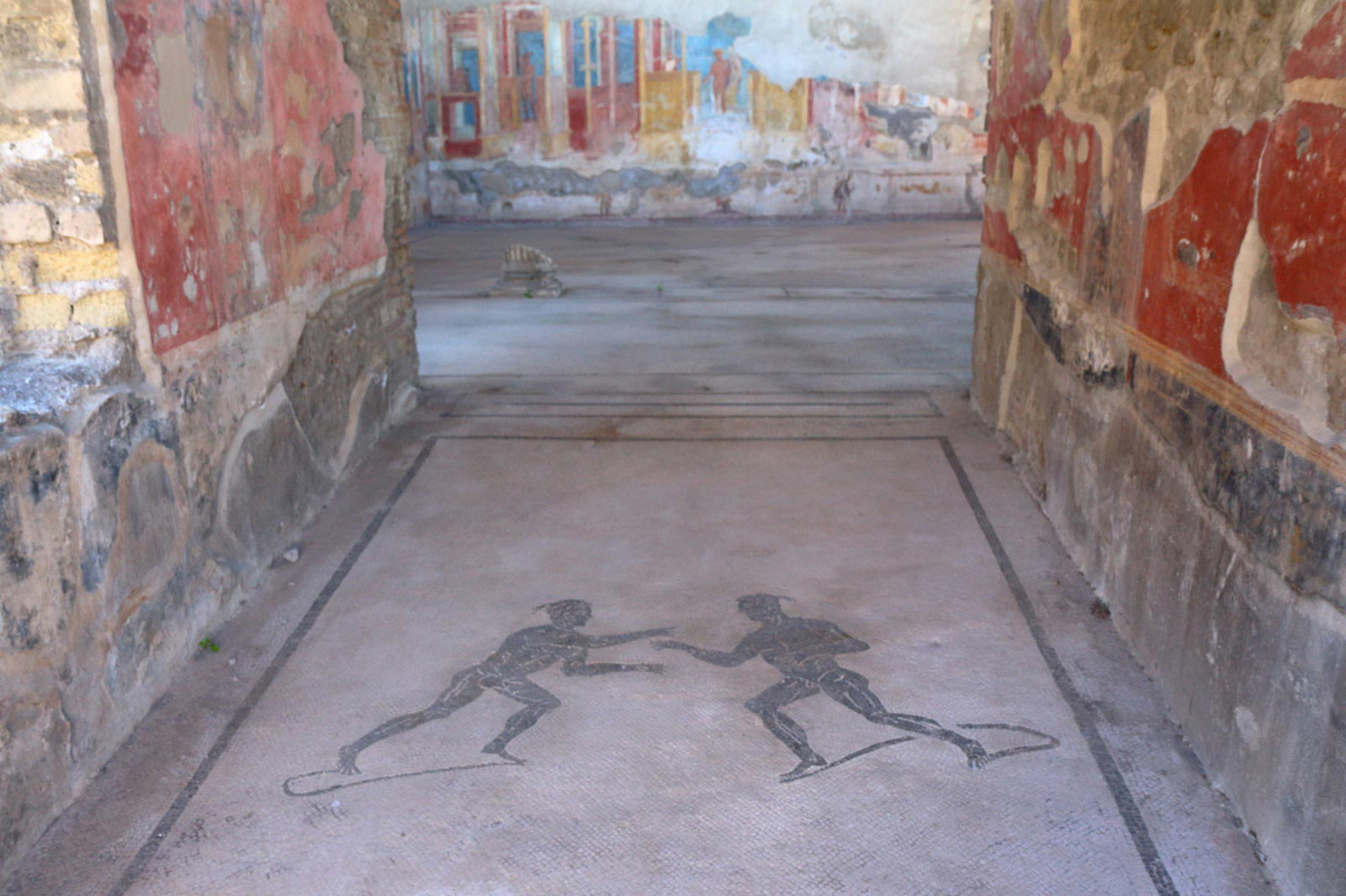 Skip the line - Pompeii guided tour
