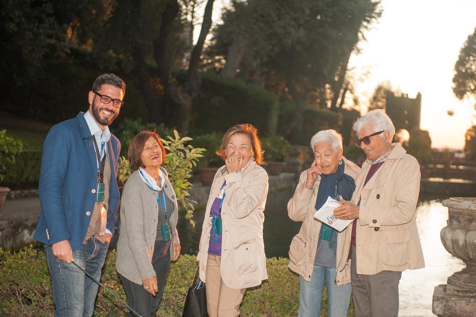 Tivoli Day Trip from Rome: Hadrian's Villa and Villa d'Este Tour