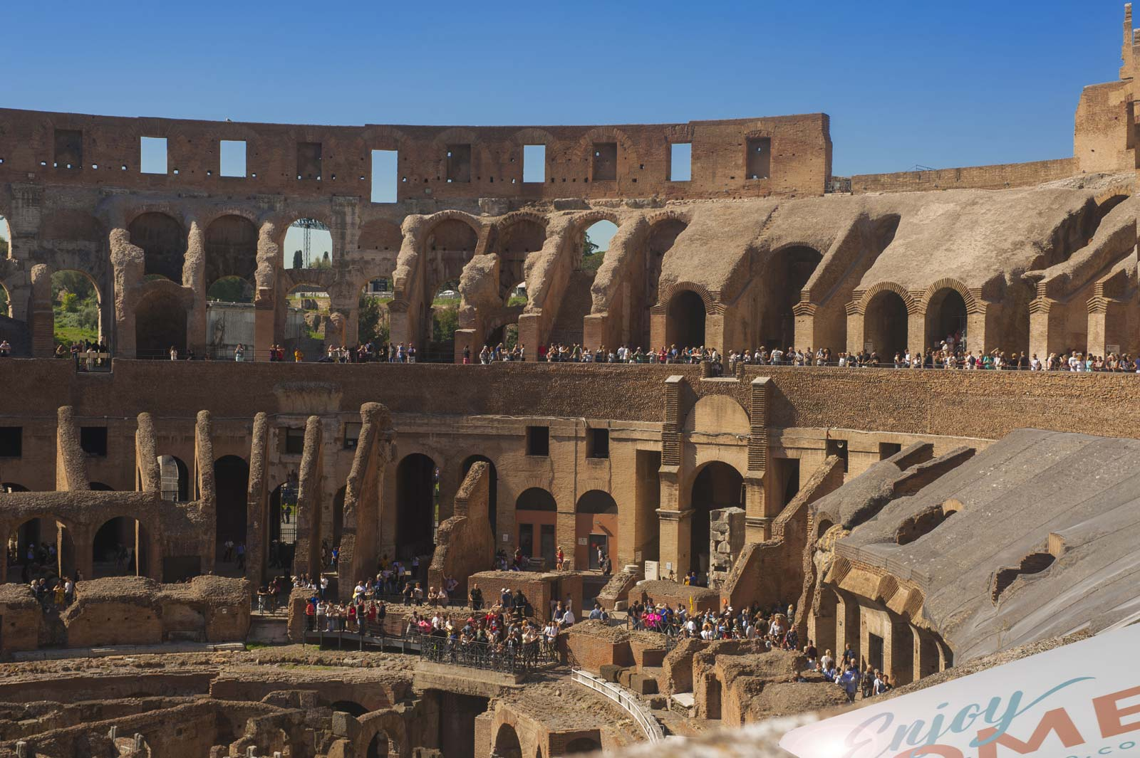 Enjoy Rome Tours : tourism in Rome, tour and sightseeing tours