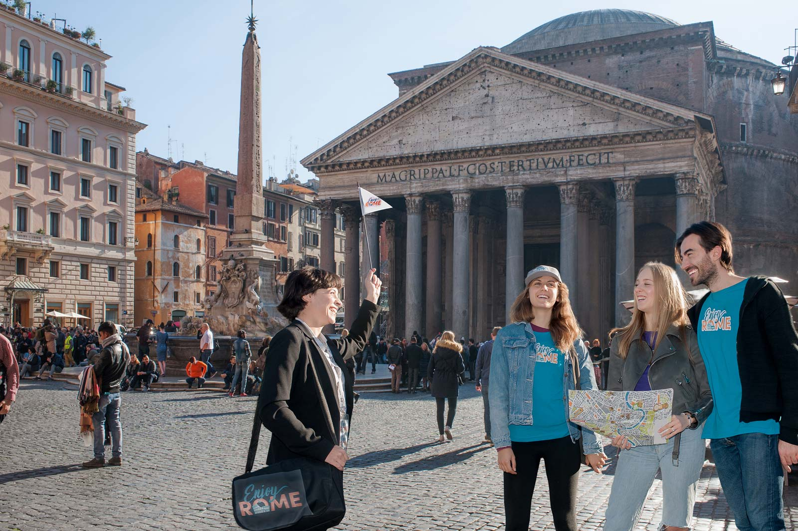 Enjoy Rome - Rome Tours