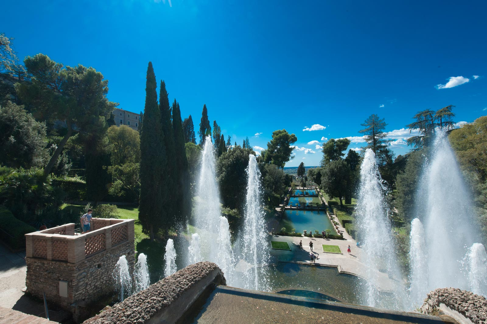 Tivoli Day Trip from Rome: Hadrian's Villa and Villa d'Este Tour