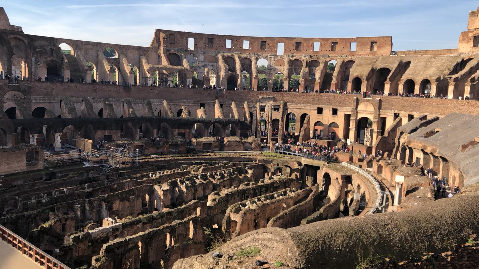 VIP Colosseum Arena and Ancient Rome