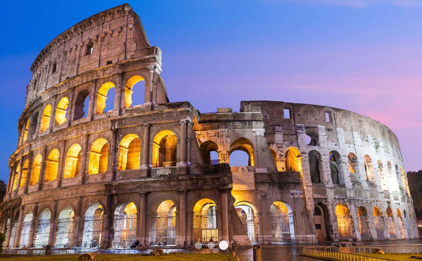Enjoy Rome - Colosseum Moonlight Experience